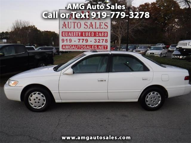 Picture of '98 Toyota Camry located in North Carolina - $3,950.00 Offered by  - OMAU