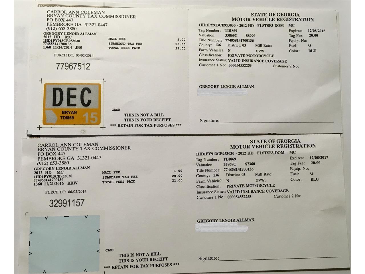 2012 Harley-Davidson FLSTSE3 for Sale | ClassicCars com | CC