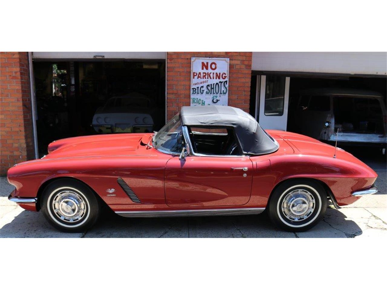 Large Picture of Classic 1962 Chevrolet Corvette - $99,000.00 Offered by a Private Seller - OMBK