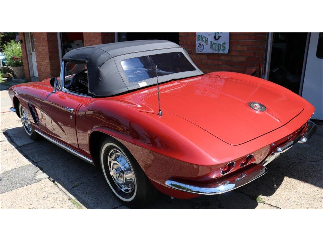 Large Picture of 1962 Corvette located in North Bergen New Jersey - $99,000.00 Offered by a Private Seller - OMBK