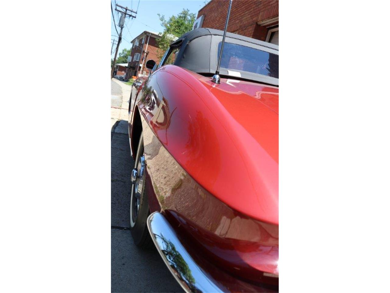 Large Picture of Classic 1962 Corvette located in New Jersey - OMBK