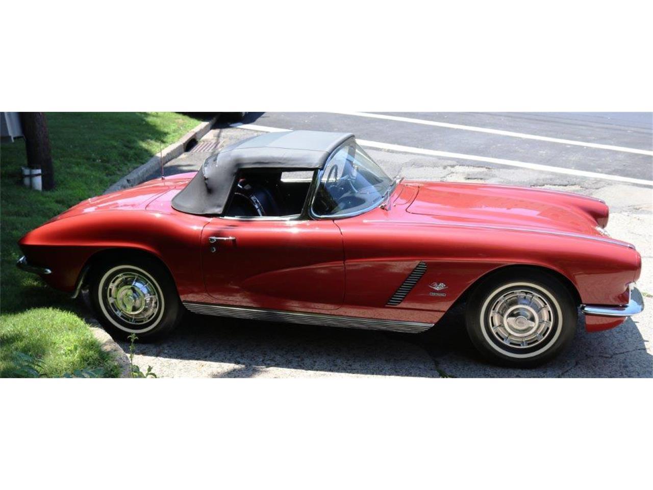 Large Picture of Classic '62 Chevrolet Corvette - $99,000.00 - OMBK