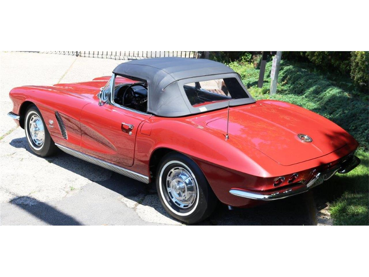 Large Picture of Classic 1962 Corvette located in New Jersey Offered by a Private Seller - OMBK