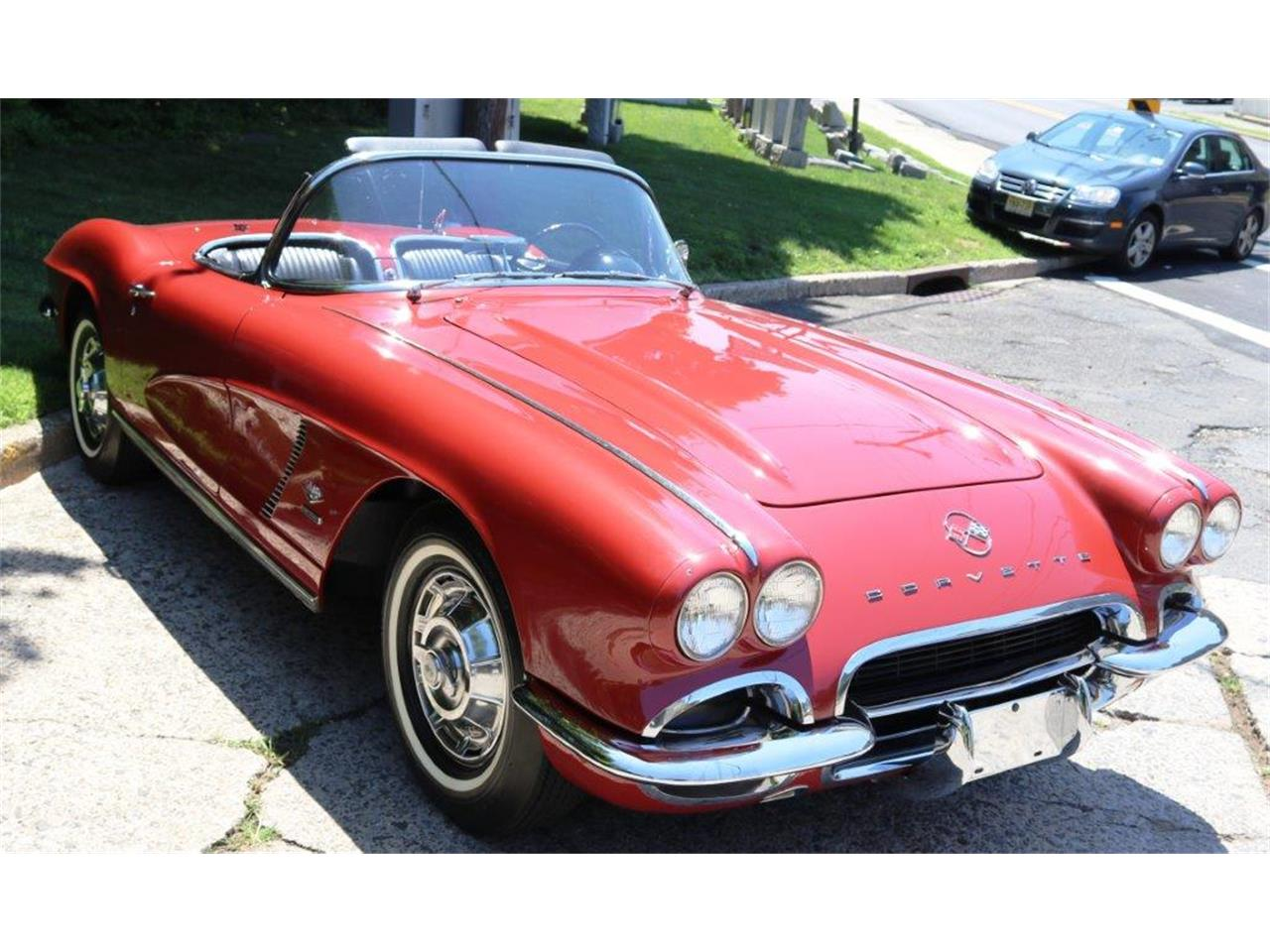 Large Picture of 1962 Corvette located in New Jersey Offered by a Private Seller - OMBK