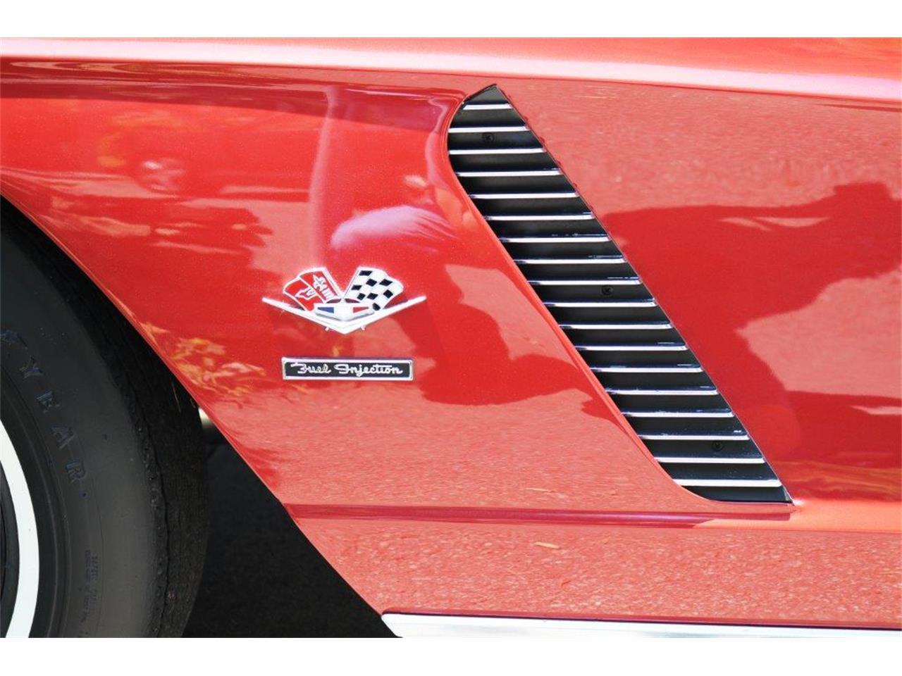 Large Picture of '62 Chevrolet Corvette - OMBK