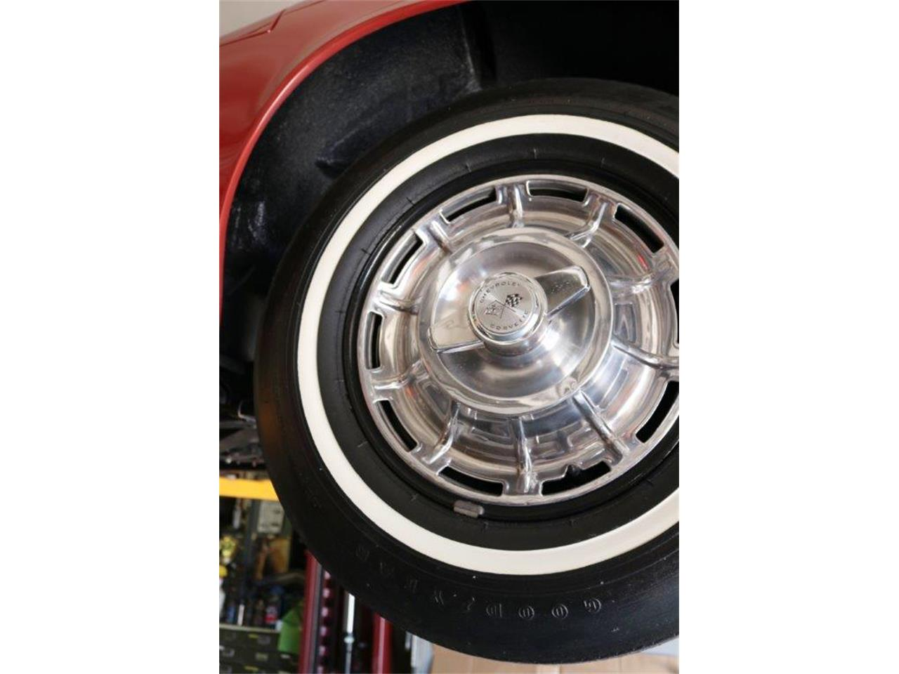 Large Picture of 1962 Chevrolet Corvette Offered by a Private Seller - OMBK