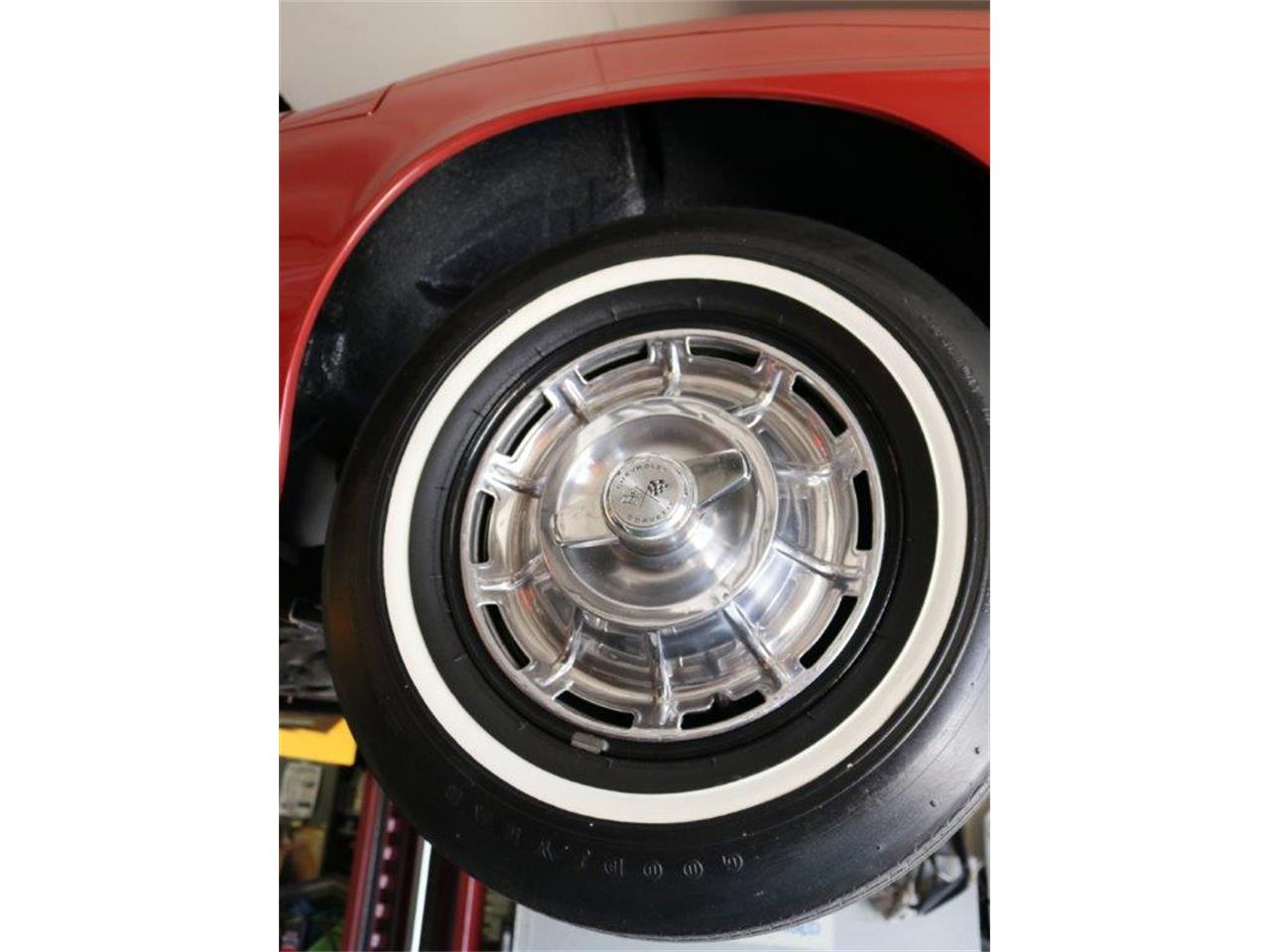 Large Picture of '62 Chevrolet Corvette located in North Bergen New Jersey Offered by a Private Seller - OMBK