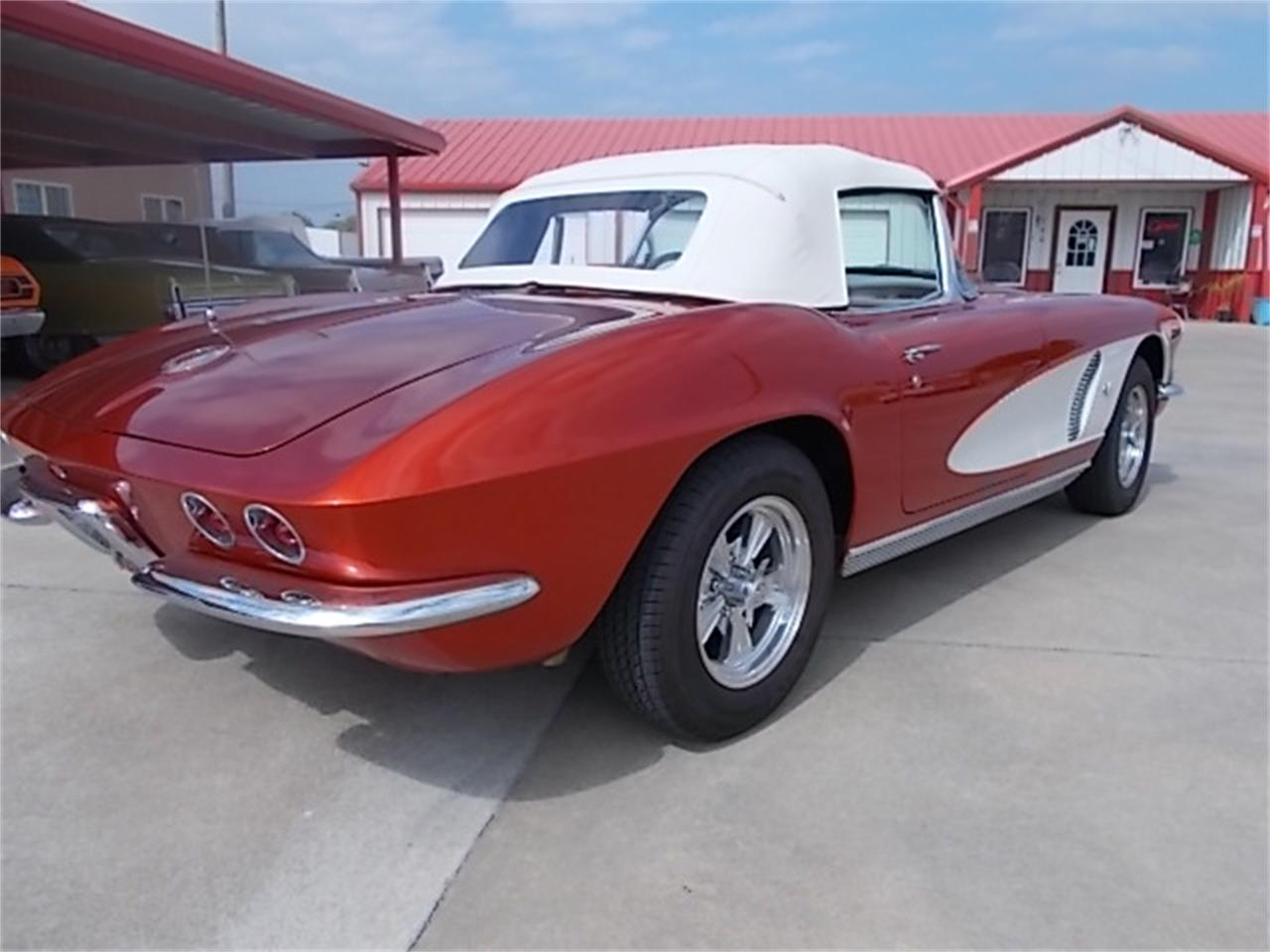 Large Picture of '62 Corvette - OMBL