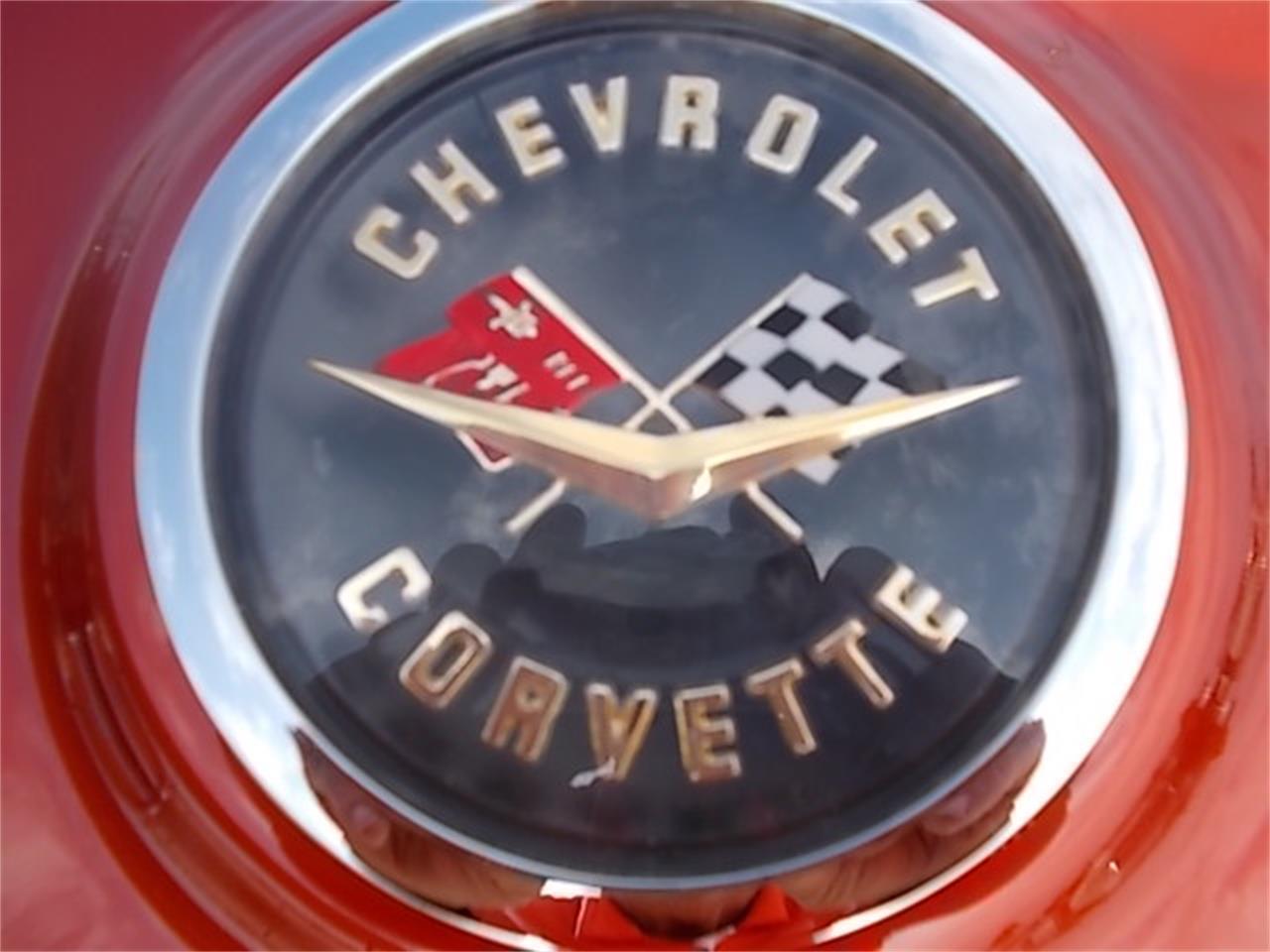 Large Picture of '62 Corvette - OMBL