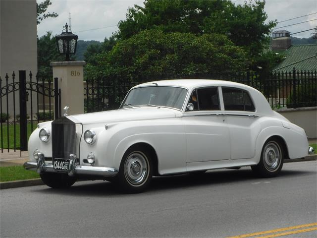 Picture of Classic 1957 Rolls-Royce Silver Cloud located in Virginia - OMBT