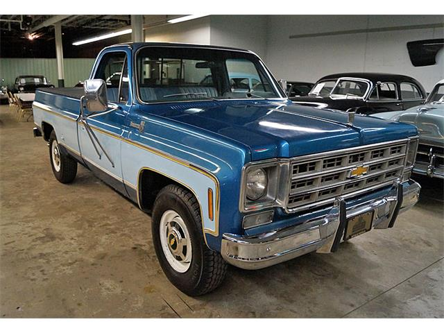 Picture of 1977 Silverado located in Canton Ohio - $16,995.00 Offered by  - OMC8
