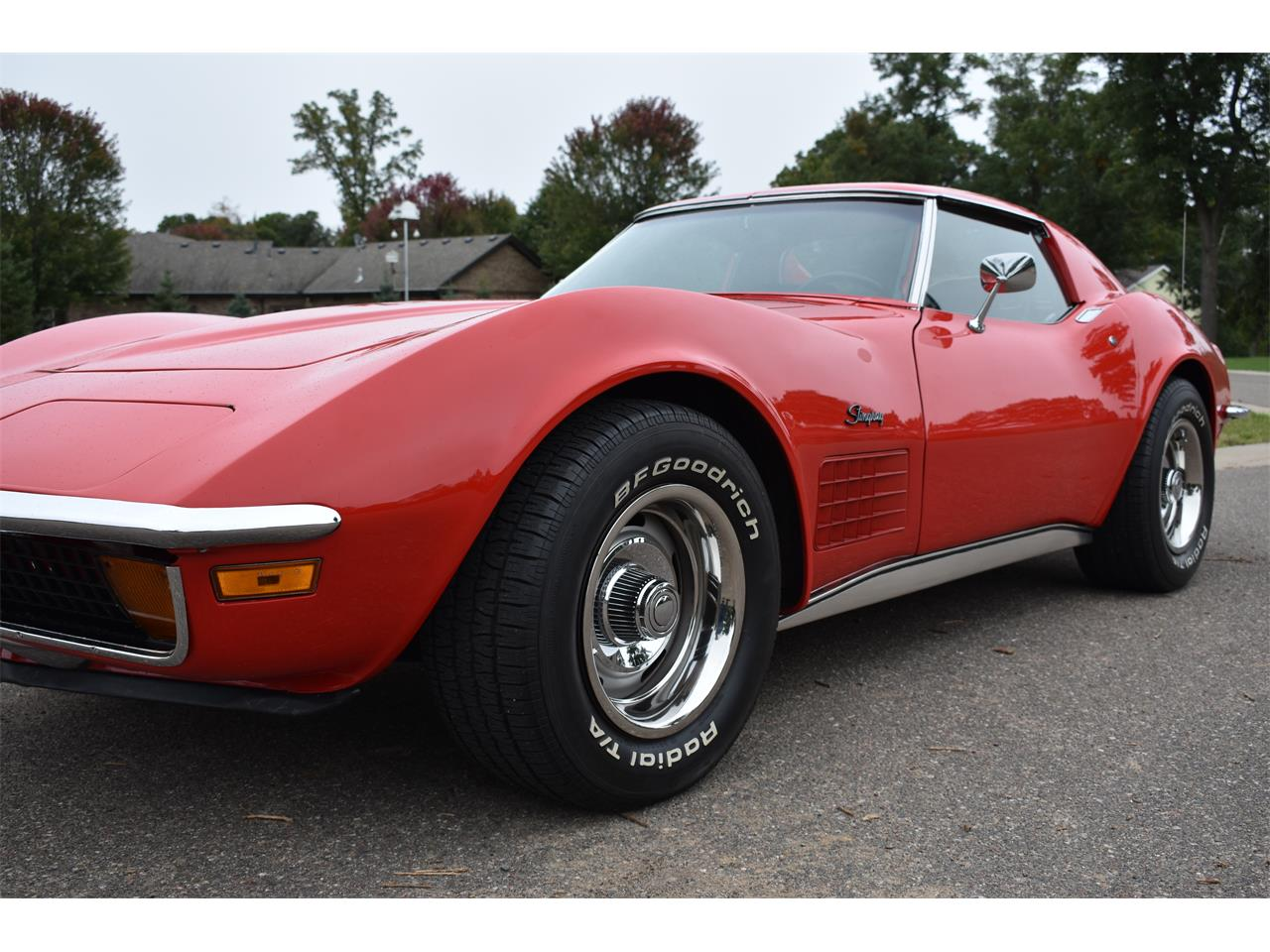 Large Picture of Classic '72 Chevrolet Corvette located in Minnesota Offered by a Private Seller - OMCE