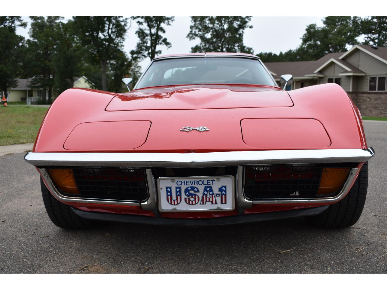 Large Picture of Classic '72 Chevrolet Corvette - $27,000.00 Offered by a Private Seller - OMCE