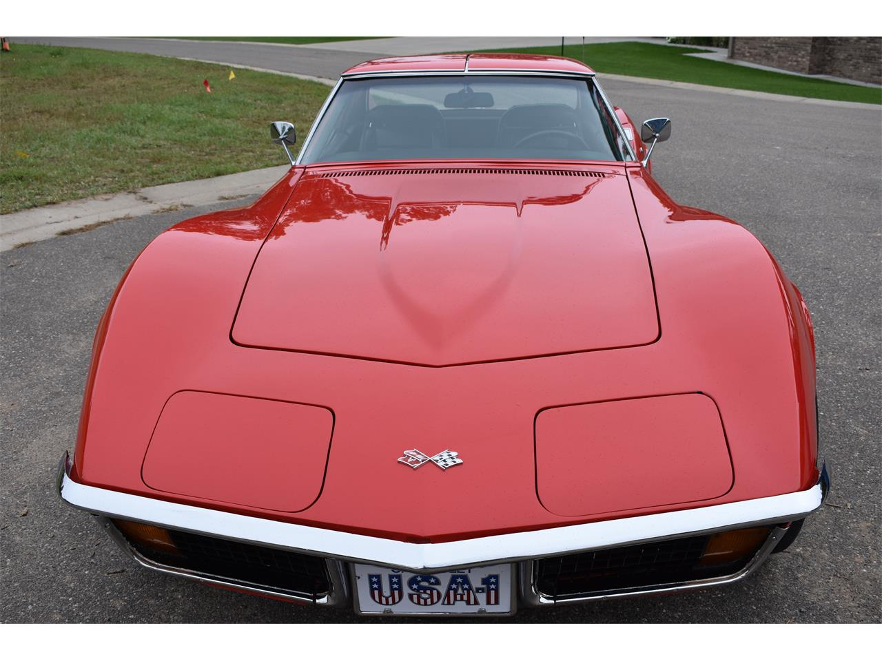 Large Picture of 1972 Corvette located in Little Falls Minnesota - $27,000.00 - OMCE