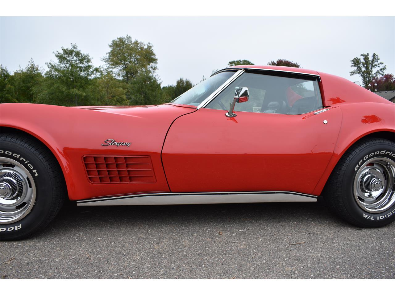 Large Picture of Classic 1972 Corvette located in Little Falls Minnesota Offered by a Private Seller - OMCE