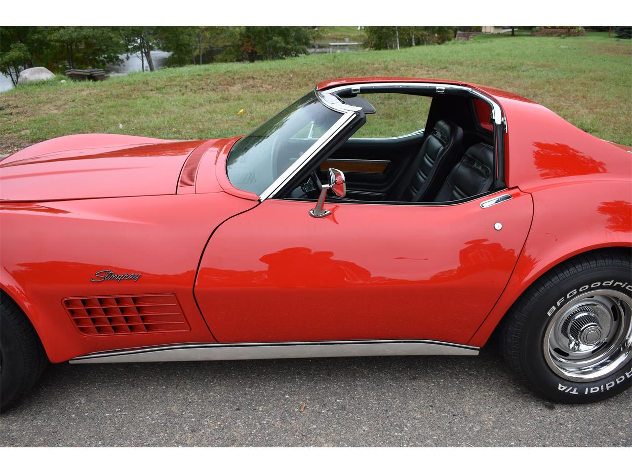 Large Picture of Classic '72 Corvette - OMCE