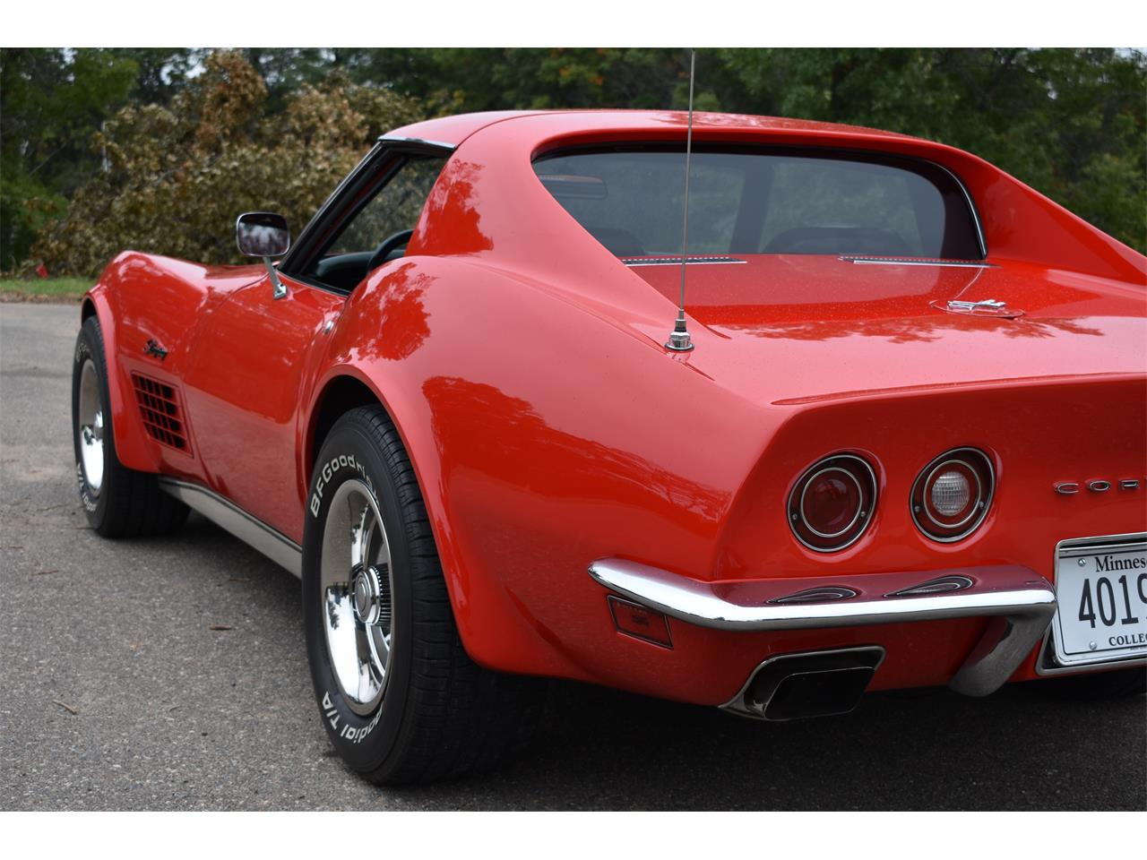 Large Picture of Classic '72 Chevrolet Corvette - OMCE