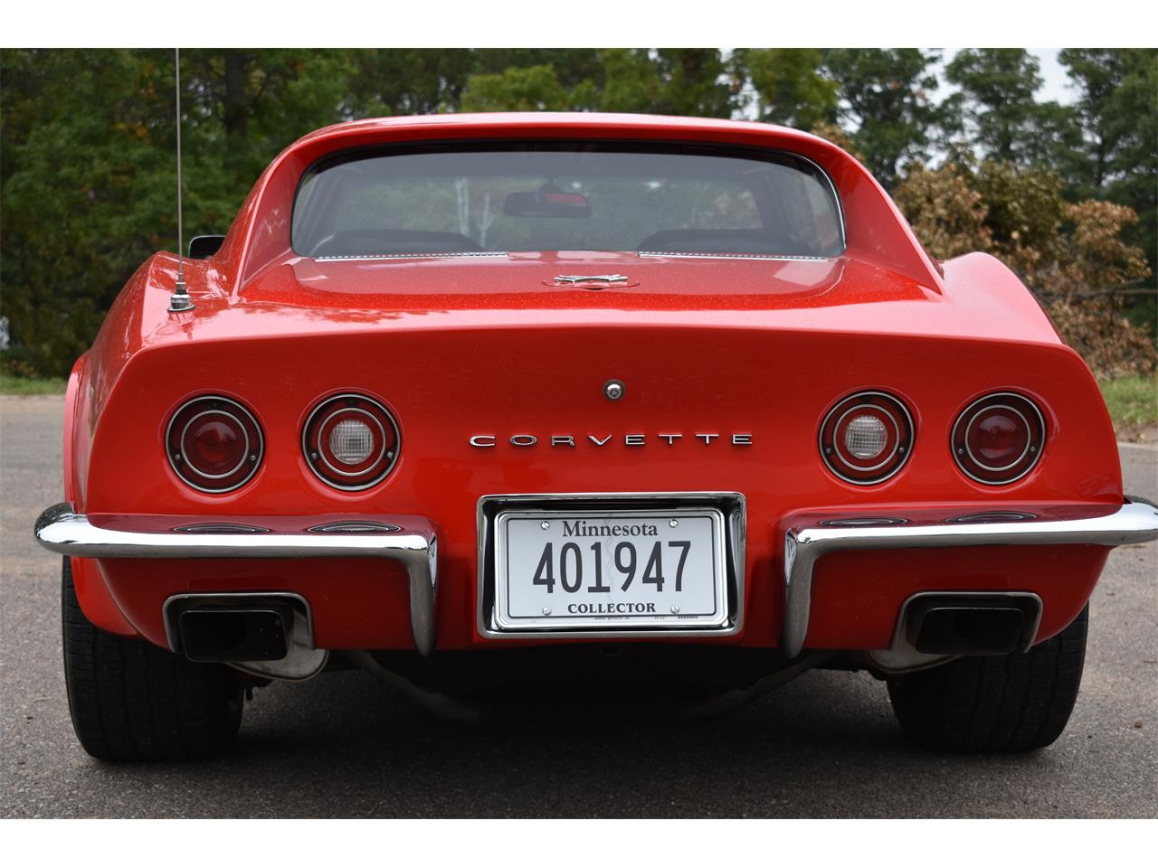 Large Picture of '72 Corvette - $27,000.00 - OMCE