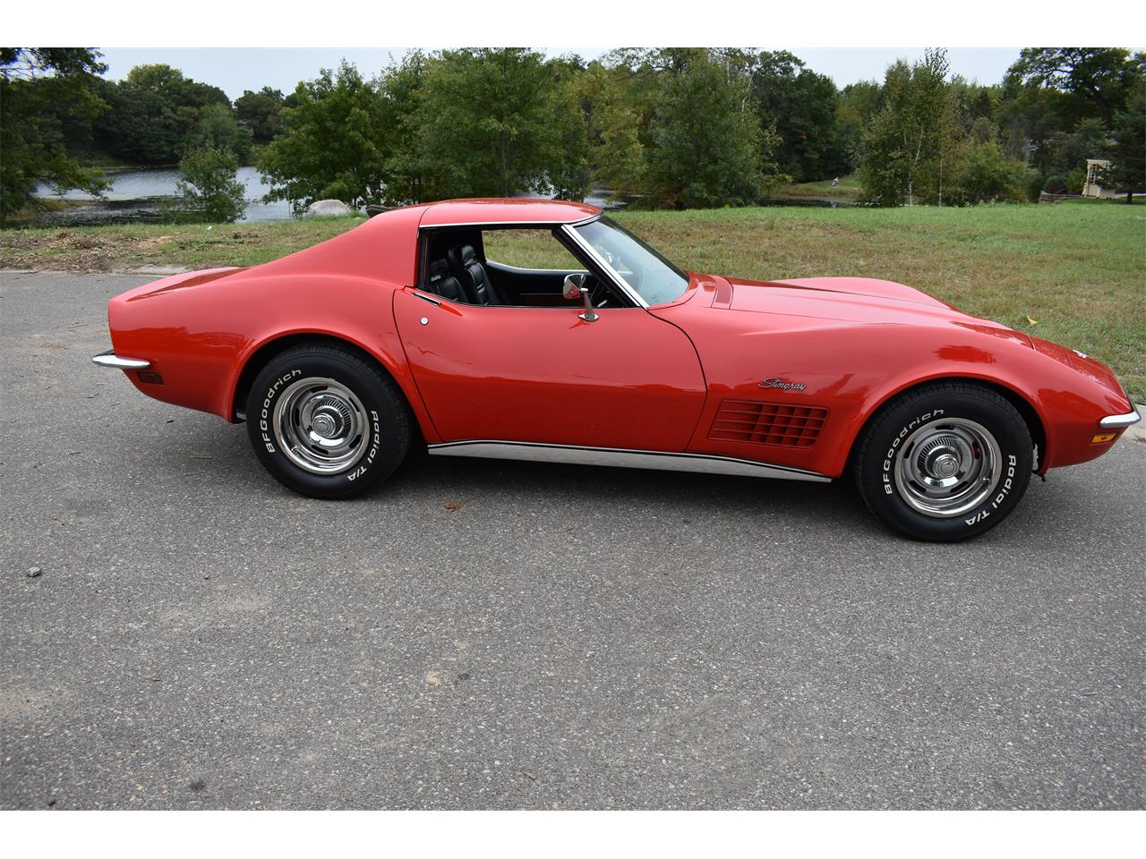 Large Picture of 1972 Corvette located in Little Falls Minnesota - $27,000.00 Offered by a Private Seller - OMCE