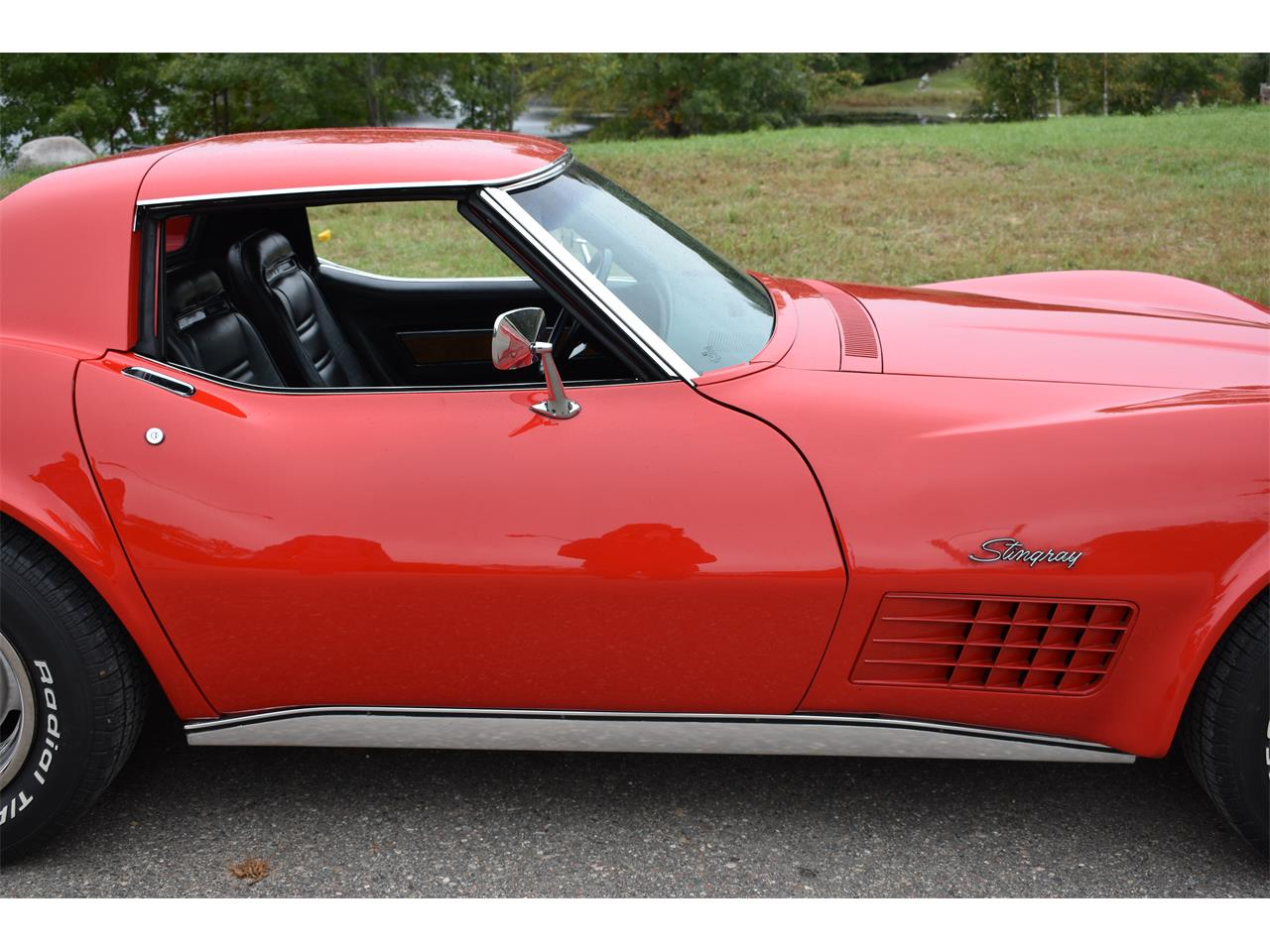 Large Picture of 1972 Chevrolet Corvette Offered by a Private Seller - OMCE