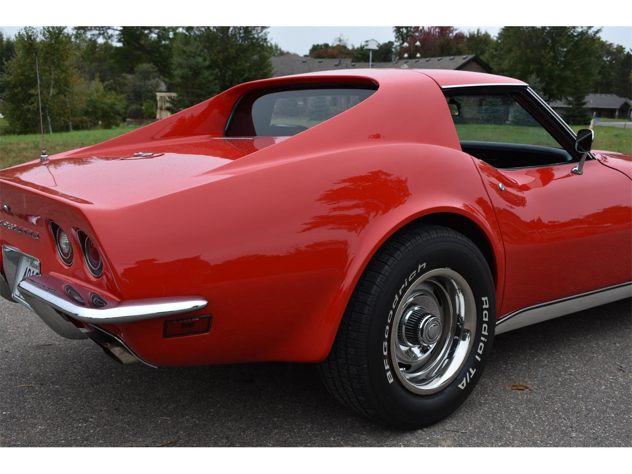 Large Picture of Classic '72 Corvette located in Minnesota - $27,000.00 Offered by a Private Seller - OMCE