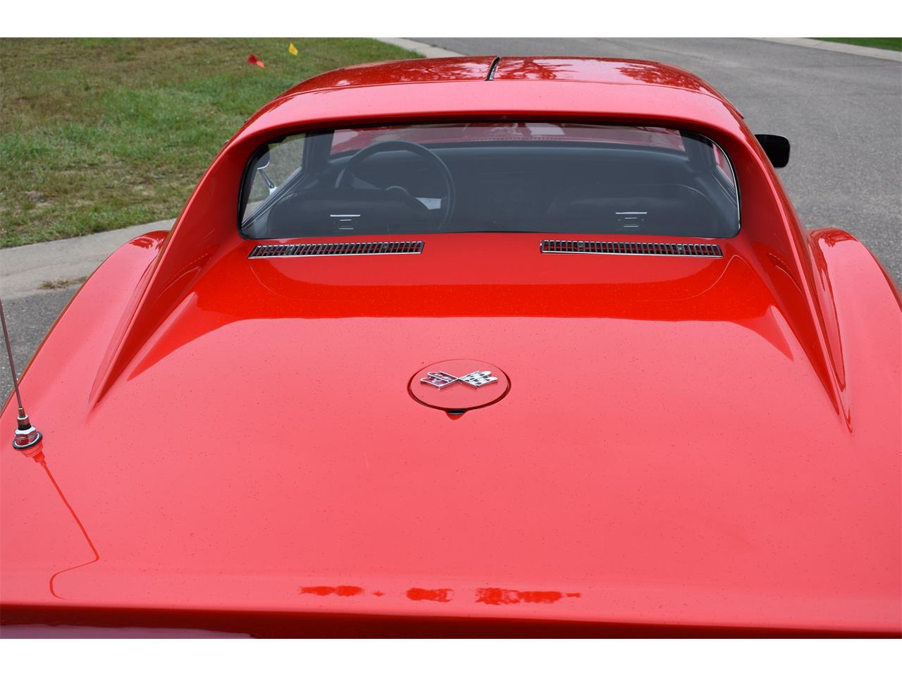 Large Picture of Classic '72 Chevrolet Corvette located in Little Falls Minnesota - $27,000.00 Offered by a Private Seller - OMCE