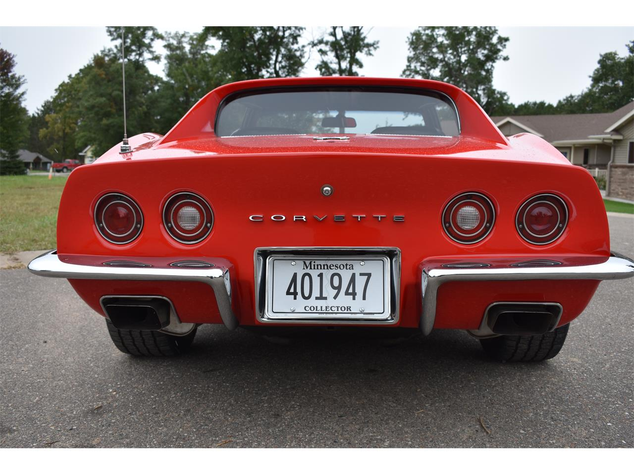 Large Picture of 1972 Corvette - $27,000.00 Offered by a Private Seller - OMCE