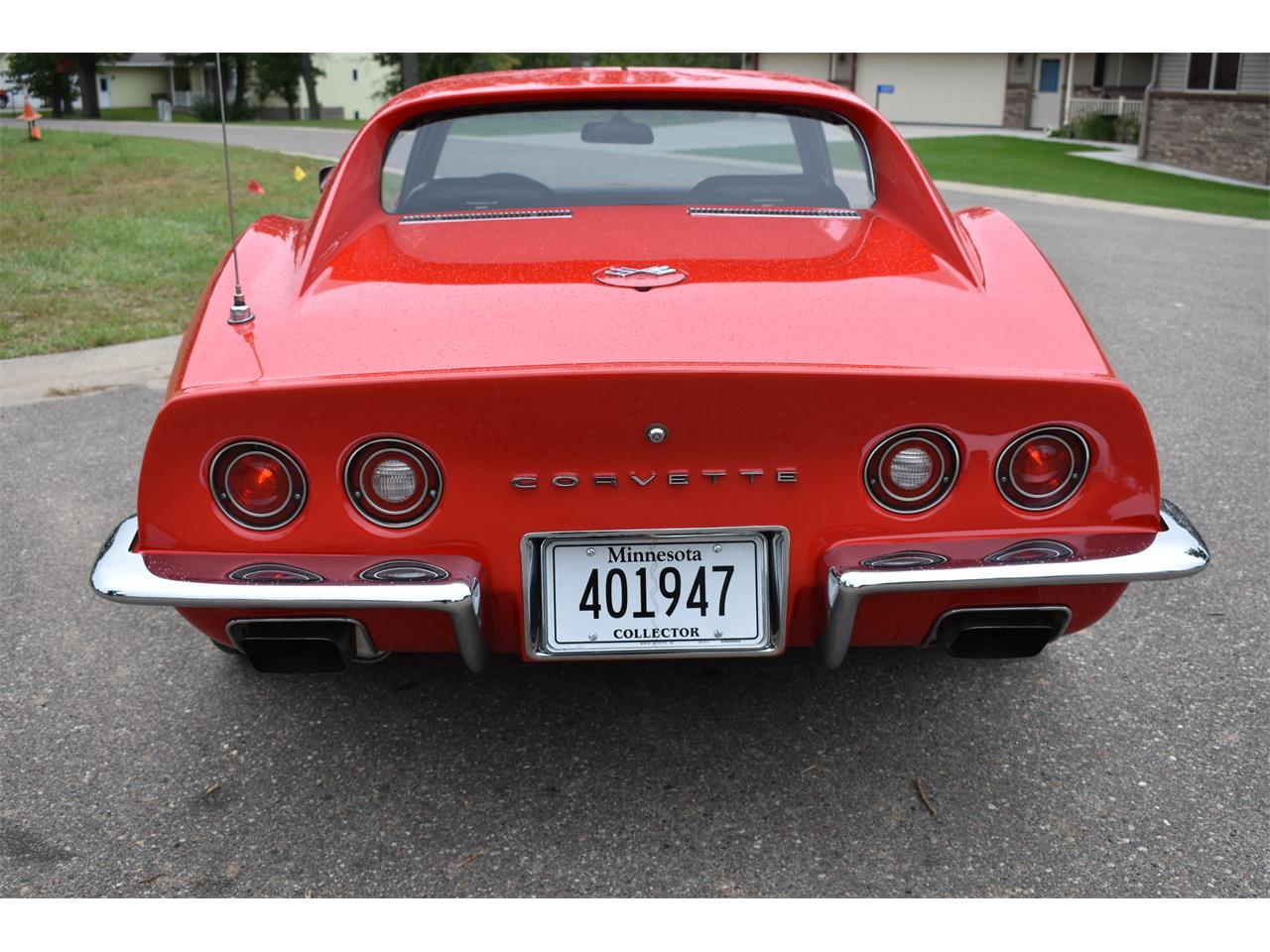 Large Picture of 1972 Chevrolet Corvette located in Minnesota - $27,000.00 - OMCE