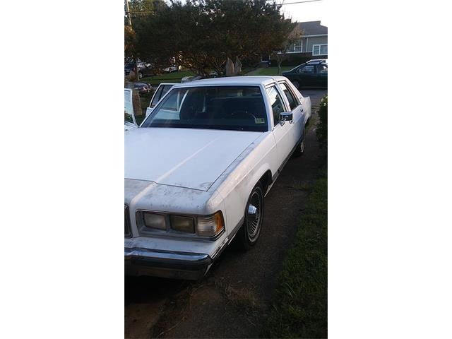 Picture of 1990 Mercury Grand Marquis located in Norfolk Virginia - $2,800.00 Offered by a Private Seller - OMCL