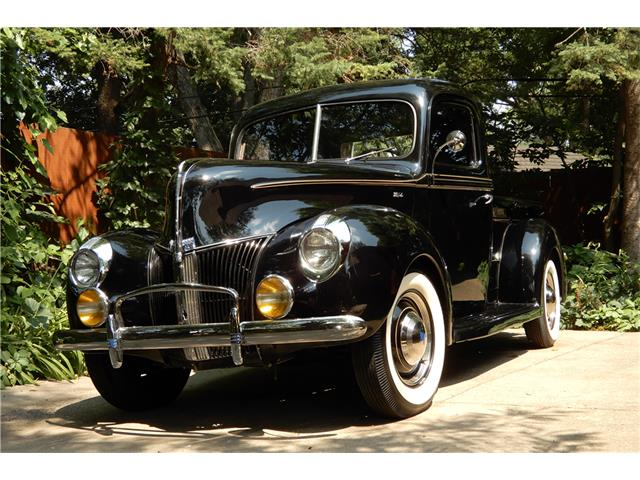 Picture of '40 1/2 Ton Pickup - OGAX