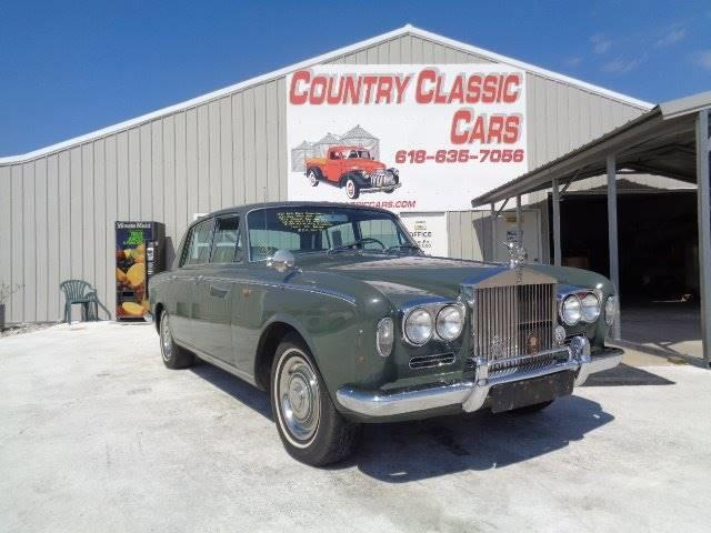 Picture of '67 Silver Shadow - OMDD