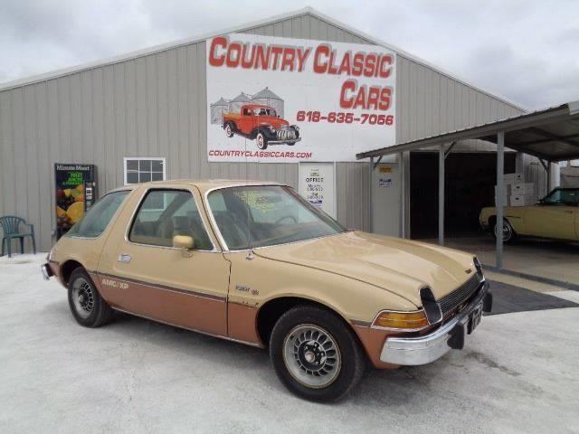 Picture of '76 Pacer - OMDG