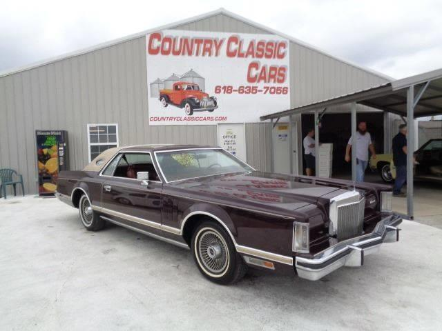 1978 to 1980 Lincoln Continental for Sale on ClassicCars com