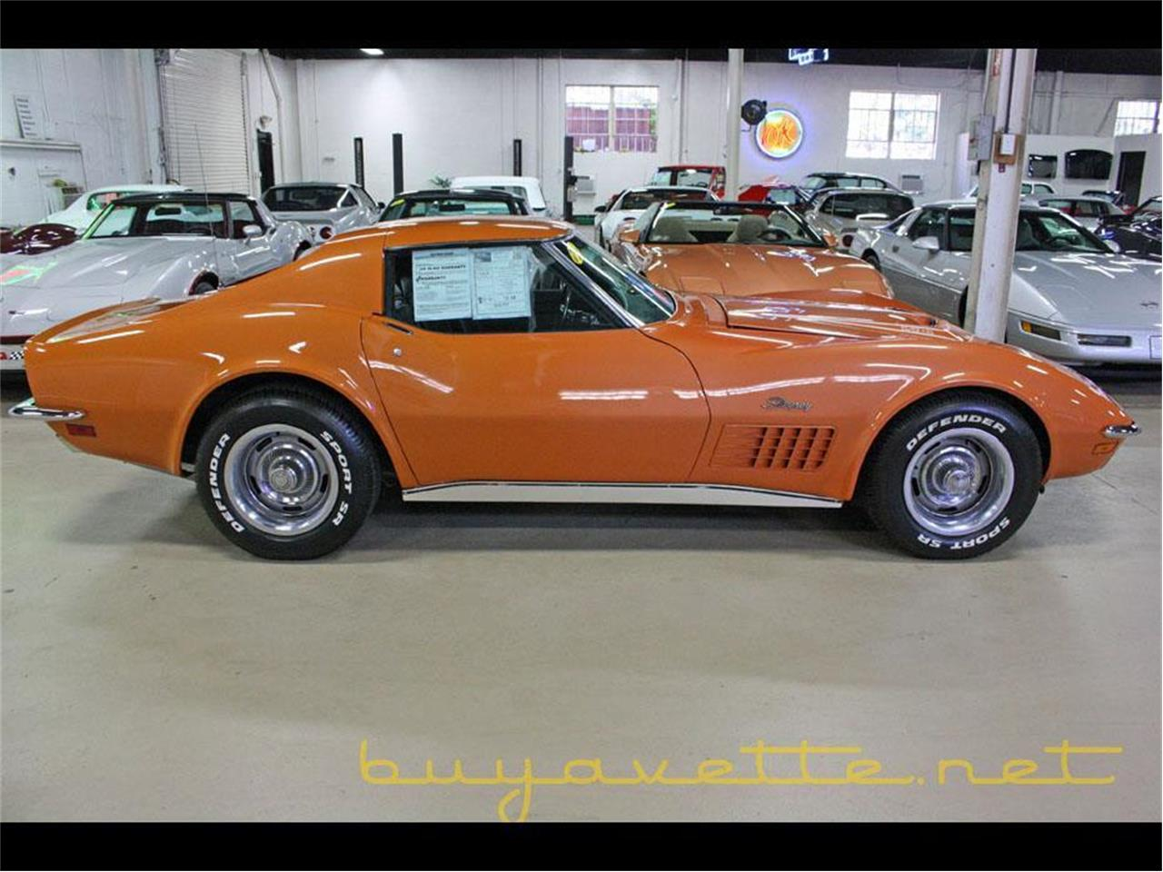 Large Picture of Classic 1972 Corvette located in Georgia - $47,999.00 Offered by Buyavette - OMDP