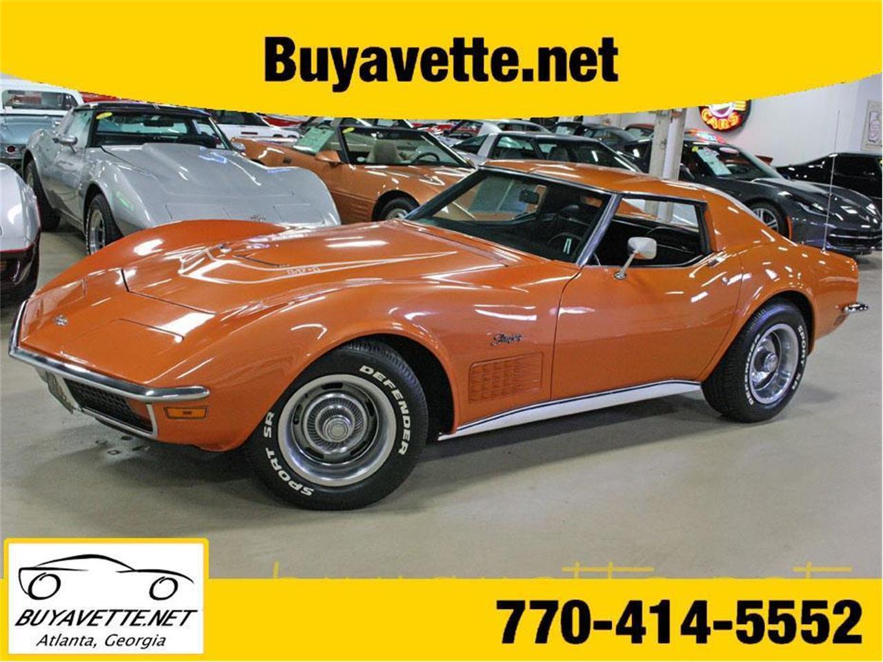 Large Picture of Classic '72 Corvette located in Georgia - OMDP