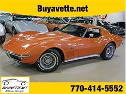 Picture of Classic 1972 Chevrolet Corvette - $47,999.00 - OMDP