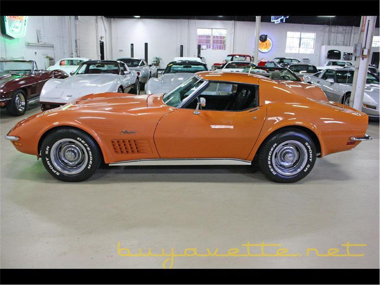 Large Picture of Classic '72 Chevrolet Corvette Offered by Buyavette - OMDP