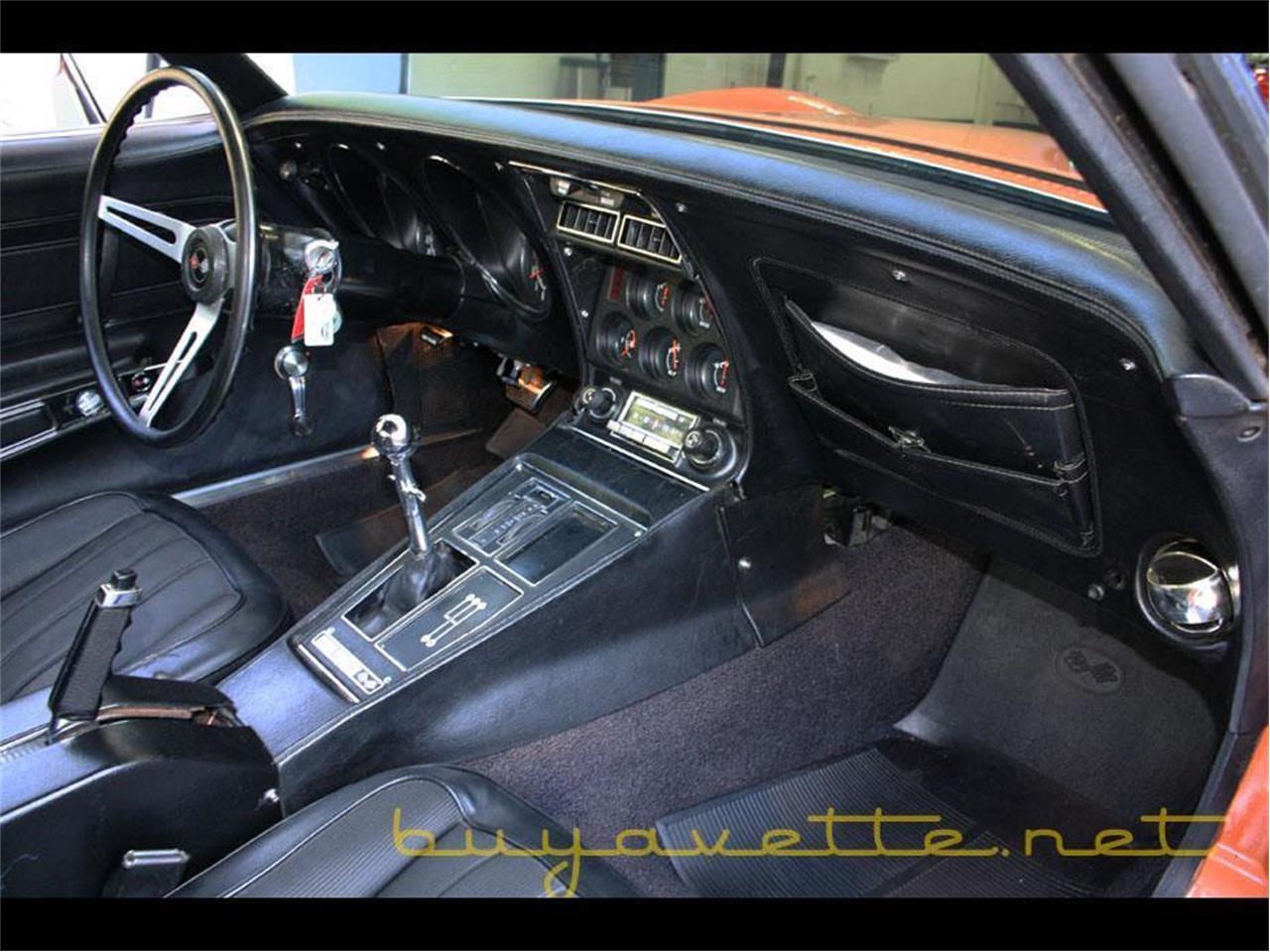 Large Picture of Classic '72 Chevrolet Corvette located in Atlanta Georgia - OMDP