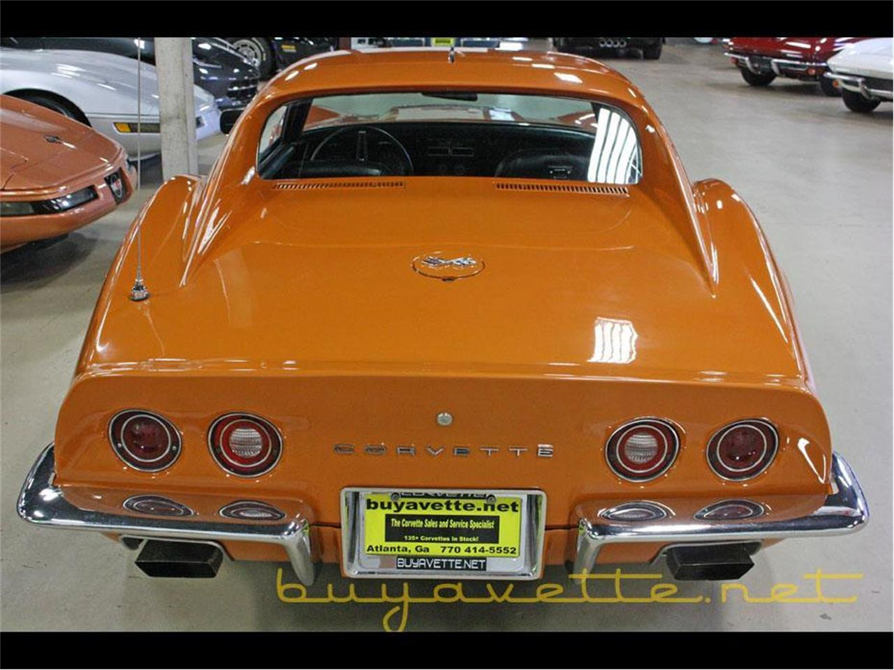 Large Picture of '72 Chevrolet Corvette - $47,999.00 Offered by Buyavette - OMDP