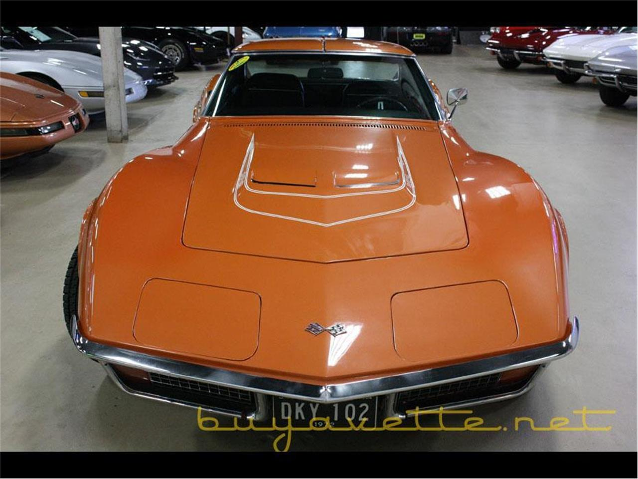 Large Picture of Classic '72 Chevrolet Corvette located in Georgia - $47,999.00 Offered by Buyavette - OMDP