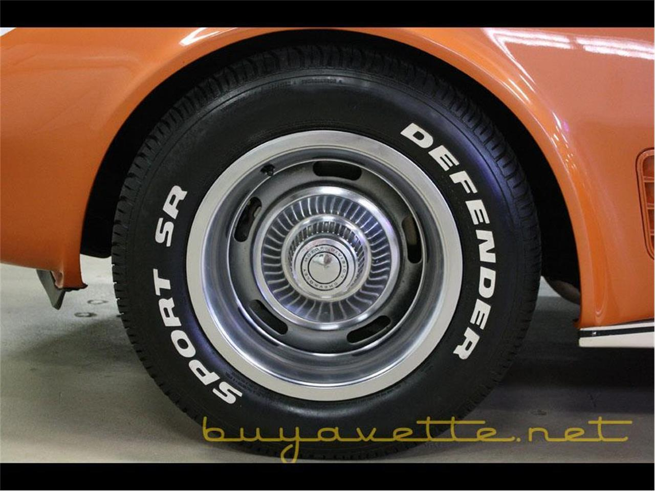 Large Picture of 1972 Chevrolet Corvette located in Georgia - OMDP
