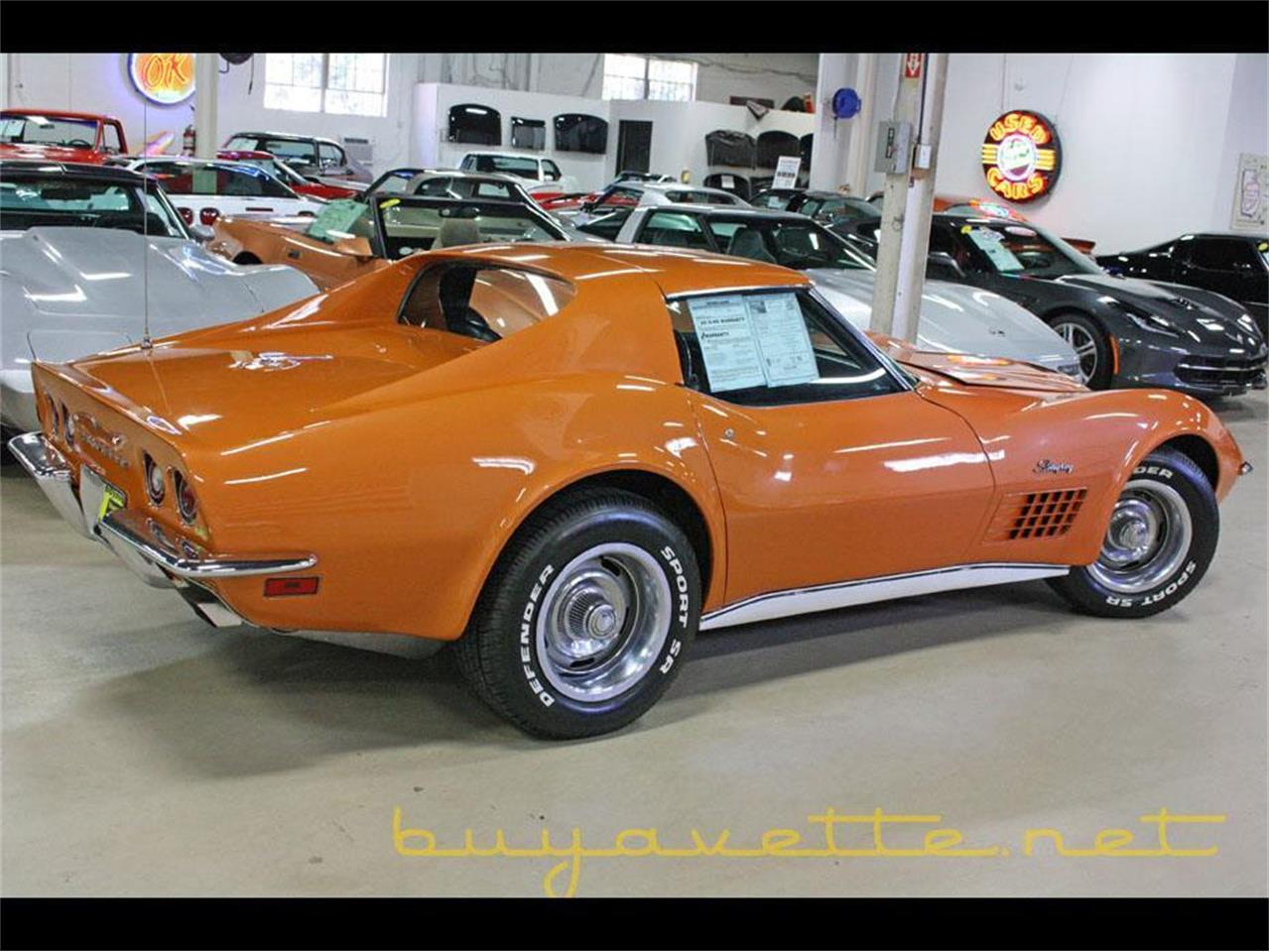 Large Picture of 1972 Chevrolet Corvette Offered by Buyavette - OMDP