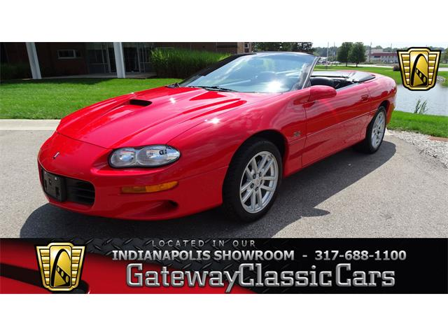 Picture of '02 Camaro located in Indiana - $22,995.00 - OGAZ