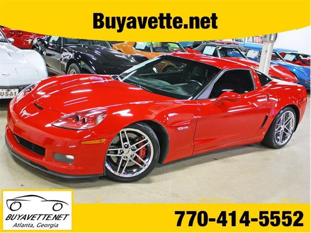 Picture of '08 Corvette - OMDT