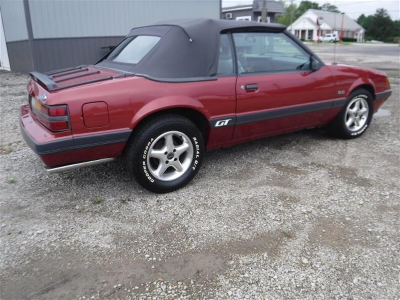 Large Picture of '86 Mustang GT - OMDX