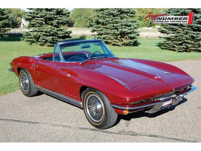 Picture of '66 Corvette - OME5