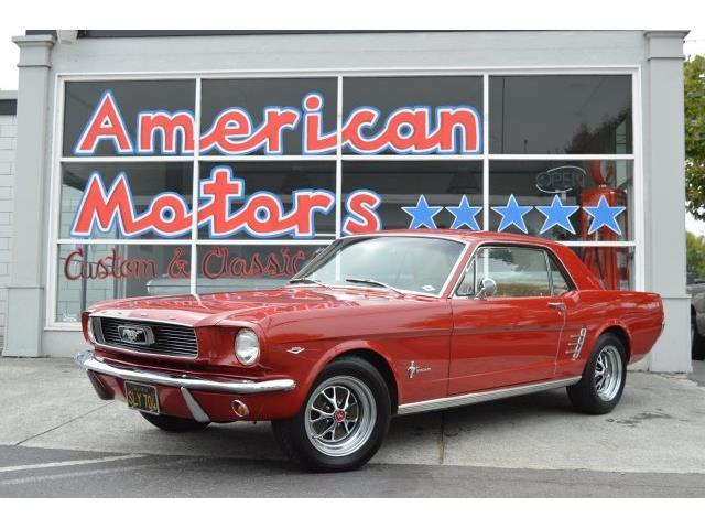 Picture of '66 Mustang located in San Jose California - $27,900.00 Offered by  - OMEK