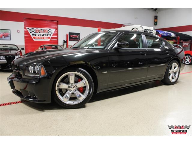 Picture of '07 Charger - OMEP