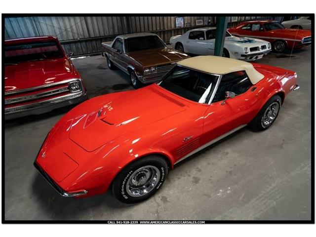 Picture of '70 Corvette - OMF4