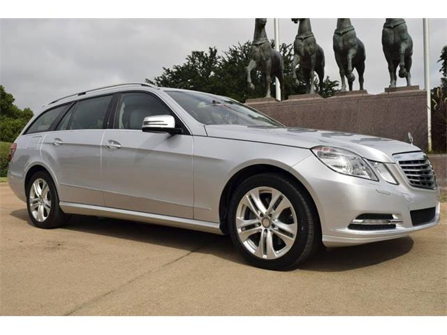 Picture of 2011 E-Class located in Fort Worth Texas - $21,900.00 - OMF5